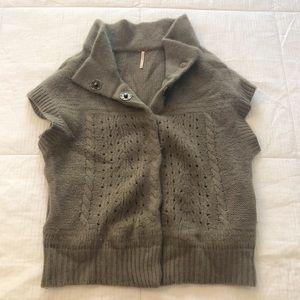 Free People Sweater Vest